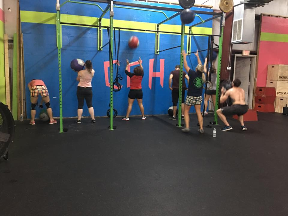Crossfit hinesville